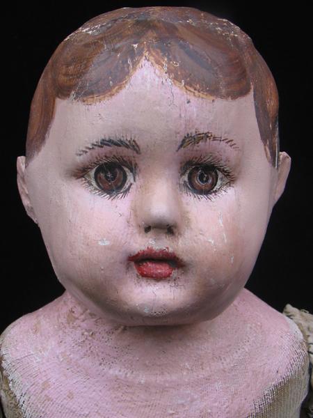 Alabama Baby close-up