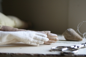 handmade reproduction Izannah Walker dolls