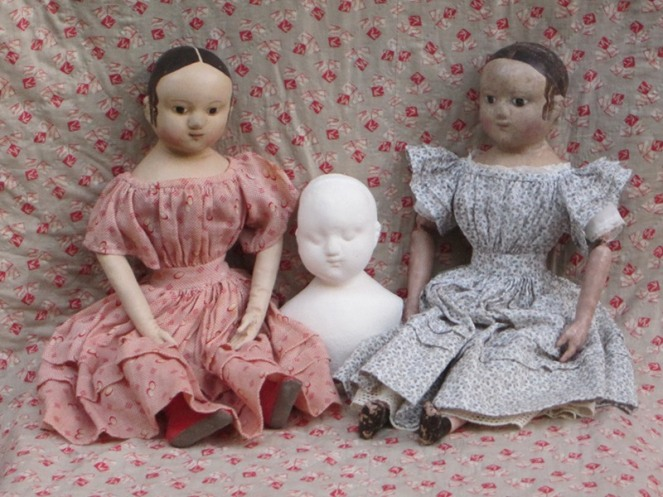 Izannah Walker Doll Making Kit