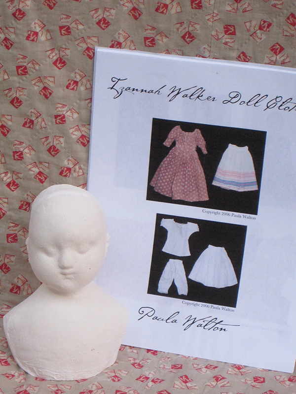 I. Walker doll making kit