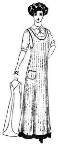 small apron